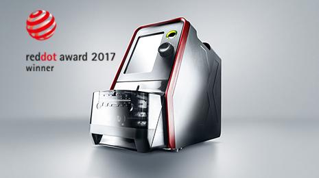 máy cắt-tuốt băng dính tự động Mira 230Q
