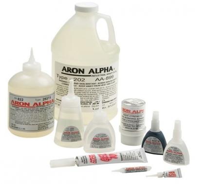 Aron Alpha 201- Keo dính công nghiệp thân thiện với môi trường
