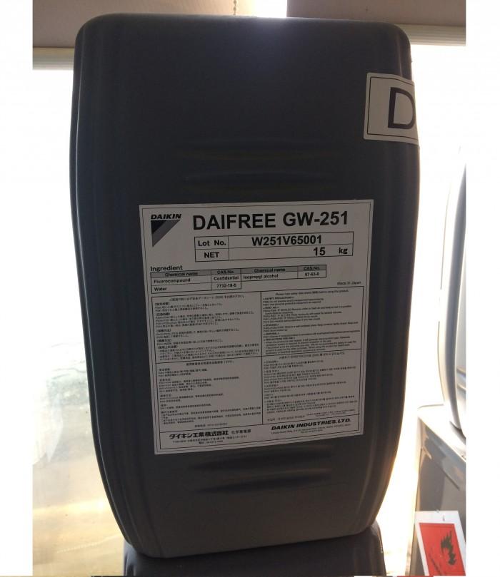 Daifree GW 251 Chất chống dính tách khuôn