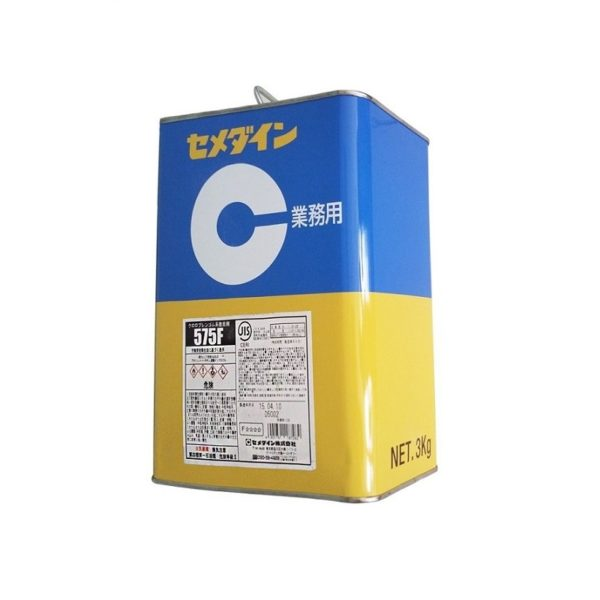 Keo Dán Cemedine 575F Elastomer/rubber Adhesive