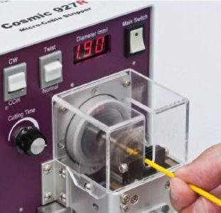 Cosmic 927RX- Komax Wire Stripper machine