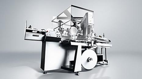 Alpha 530 Crimp to Crimp machine