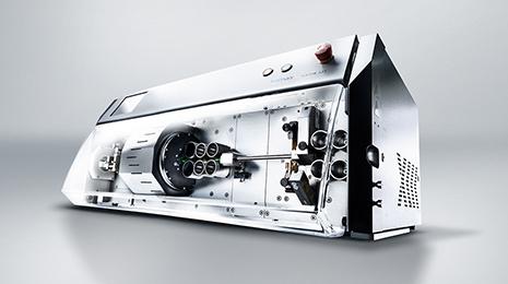 Kappa 331 wire cut and strip machine