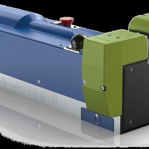 Minic III ultrasonic welding machine for wire